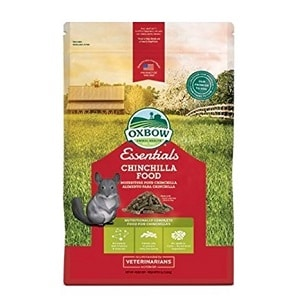 Oxbow essential best food for chinchilla