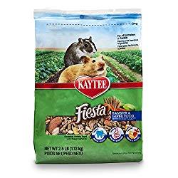 kaytee fiesta best hamster food