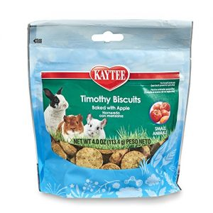 Kaytee Timothy Biscuits Baked Apple  Treat Best Food For Guinea Pig