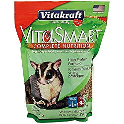 Vitakraft Vitasmart Best Sugar Glider Food