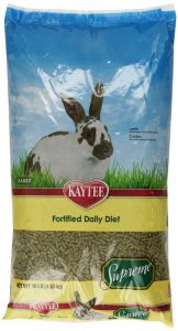 Kaytee Supreme Rabbits Food best rabbit food
