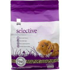 Supreme Selective Fortified Diet for Guinea Pigs Top Guinea Pig Food Brand